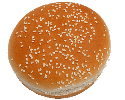 Bun 4in Seeded